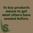 Buy products