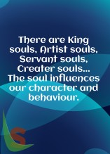 influence of our souls