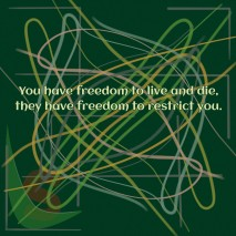 You have freedom