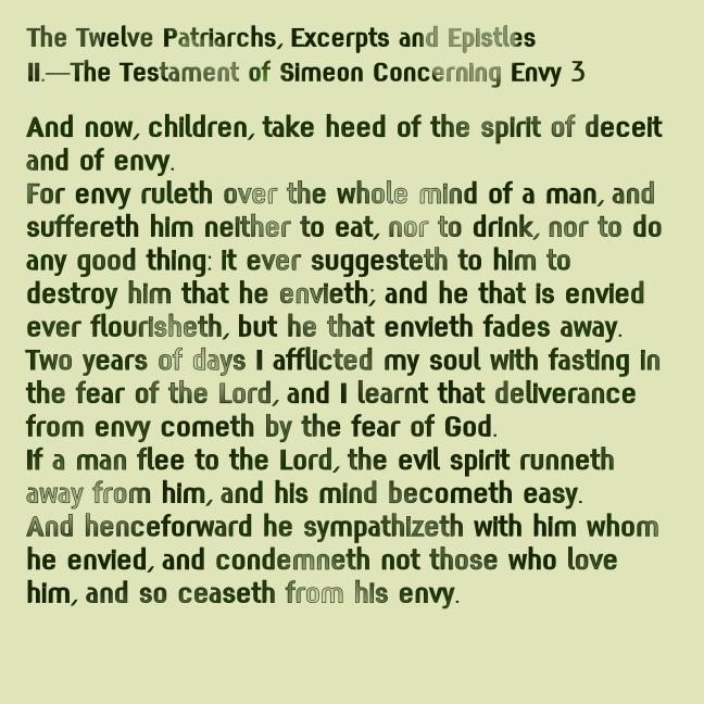 Testament von Simeon 3